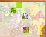 Sort My Tiles Pooh and Piglet kostenlose Kids spiele